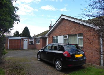 Thumbnail 3 bed detached bungalow for sale in Ainderby Road, Romanby, Northallerton
