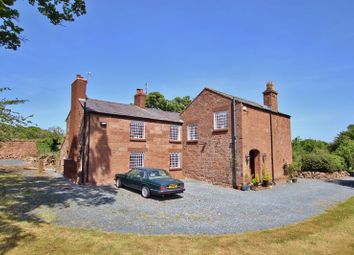 Thumbnail 6 bed detached house for sale in Thornton Common Road, Thornton Hough, Wirral