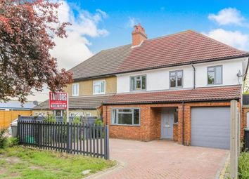 5 bed semi-detached house for sale in London Road, Biggleswade, Bedfordshire SG18