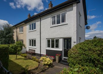 Thumbnail 3 bed semi-detached house for sale in 46F, Foxbar Road, Paisley