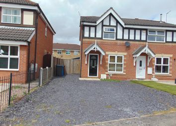 Thumbnail 3 bed semi-detached house for sale in Acorn Grove, Sutton-On-Hull, Hull
