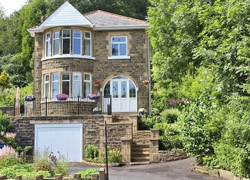 Thumbnail 4 bed detached house for sale in Burnley Road, Stacksteads, Bacup