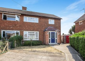 Thumbnail 3 bed semi-detached house for sale in Selby Close, Chessington