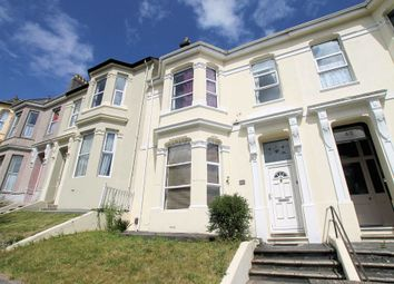 Thumbnail 4 bed terraced house for sale in Greenbank Avenue, Plymouth