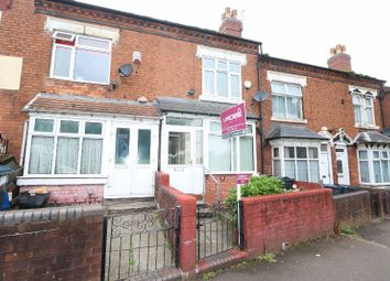 Thumbnail 3 bed terraced house for sale in Bacchus Road, Winson Green, West Midlands