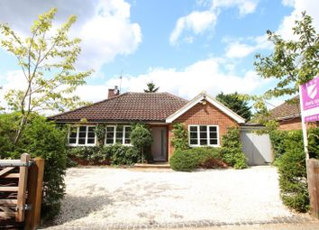 Thumbnail 3 bed detached bungalow for sale in Hewett Avenue, Caversham Heights, Reading