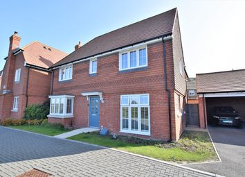 4 bed detached house for sale in Goldfinch Drive, Finberry, Ashford TN25