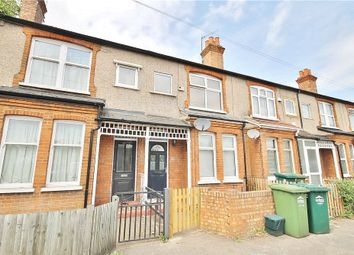 Thumbnail 2 bed terraced house for sale in Windmill Road, Sunbury-On-Thames, Surrey