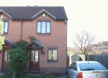 Thumbnail 2 bedroom semi-detached house to rent in Revena Close, Colwick, Nottingham