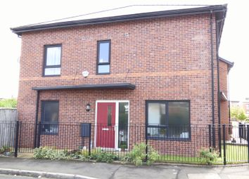 Thumbnail 2 bed semi-detached house for sale in Glastonbury Road, Stretford, Manchester