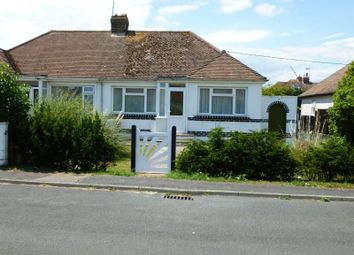 Thumbnail 2 bed bungalow to rent in Central Avenue, Polegate