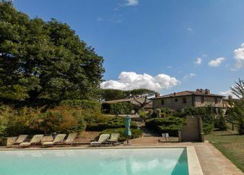 Thumbnail Farmhouse for sale in Rustic-Style Farmhouse With Garden, Piegaro, Perugia, Umbria, Italy