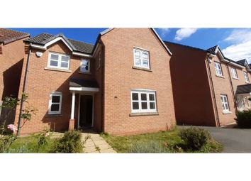 Thumbnail 4 bed detached house to rent in Harrow Place, Knighton, Leicester
