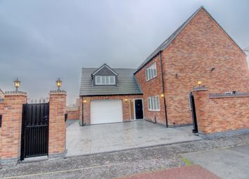 Thumbnail 6 bed detached house for sale in Christine Close, Yaddlethorpe, Nr. Scunthorpe
