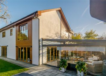 Thumbnail 4 bed detached house for sale in Little London, Andover, Hampshire