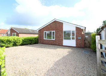 Thumbnail 3 bedroom detached bungalow for sale in Old Road, Leconfield, Beverley