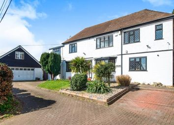 Thumbnail 4 bedroom detached house for sale in Everest Lane, Rochester, Kent, .