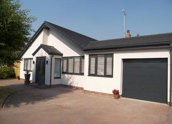 Thumbnail 4 bed detached bungalow for sale in Harington Road, Freshfield, Liverpool