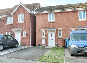 Thumbnail 2 Bed End Terrace House For Sale In Woodheys Park Kingswood Hull
