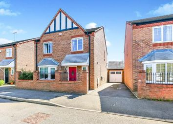 Thumbnail 4 bed detached house for sale in Bartley Crescent, Northfield, Birmingham, West Midlands