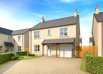 Thumbnail 4 bed detached house for sale in Millerhill, Wymet Gardens, Edinburgh