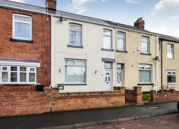 Thumbnail 3 bed terraced house for sale in Rose Street East, Penshaw, Houghton Le Spring