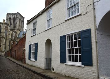 Thumbnail 5 bedroom terraced house to rent in Ogleforth, York