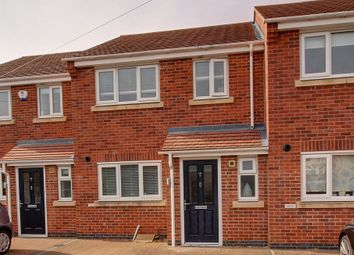 Thumbnail 3 bed town house for sale in Alexander Gardens, Hinckley