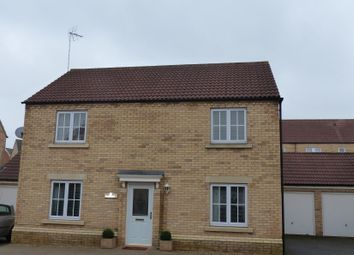 Thumbnail 5 bedroom detached house for sale in Bailey Way, Peterborough
