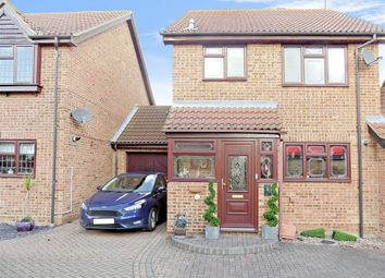 Thumbnail 3 bed link-detached house for sale in Woodberry Road, Shotgate, Wickford, Essex