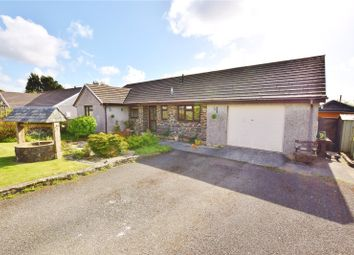 Thumbnail 3 bed bungalow for sale in Hill Close, St. Breward, Bodmin