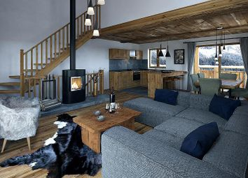 Thumbnail 3 bed property for sale in Le Hameau Des 4 Vallées- Chalet 15, La Tzoumaz, Valais