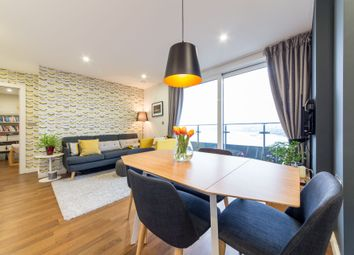 Thumbnail 2 bed flat to rent in Knights Tower, 14 Wharf Street, London