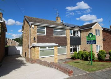 Thumbnail 3 bed semi-detached house to rent in Cantley Manor Avenue, Cantley, Doncaster