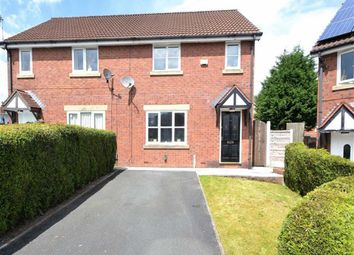 Thumbnail 3 bed semi-detached house to rent in Juniper Close, Halliwell, Bolton