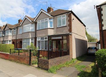 Thumbnail 3 bed end terrace house for sale in Morland Road, Holbrooks, Coventry