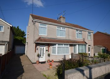 Thumbnail 3 bed semi-detached house for sale in Barrs Court Road, Warmley