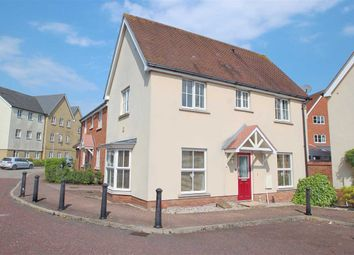Thumbnail 3 bed link-detached house for sale in Weetmans Drive, Myland, Colchester