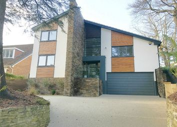 Thumbnail 4 bed detached house for sale in Durlston Road, Lower Parkstone, Poole, Dorset