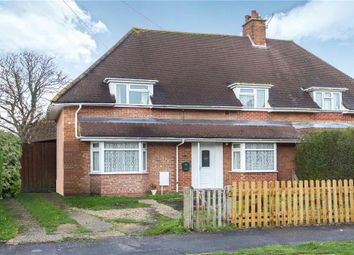 Thumbnail 4 bed semi-detached house for sale in Heather Road, Fawley, Southampton