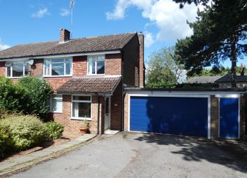 Griffin Way, Bookham, Leatherhead KT23. 3 bed semi-detached house