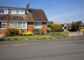 Thumbnail 3 bedroom semi-detached bungalow for sale in Whitefield Road, Penwortham, Preston