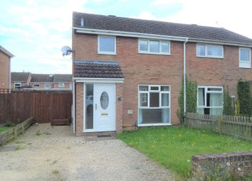 Thumbnail 3 bed semi-detached house to rent in Peachcroft Road, Abingdon