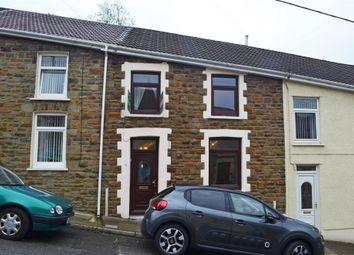Thumbnail 3 bed terraced house for sale in Pant Street, Pantygog, Bridgend, Mid Glamorgan