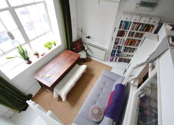 Thumbnail 1 bed flat to rent in Canalside Studios, Orsman Road, Hoxton