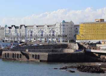 Thumbnail 2 bed flat for sale in Grand Parade, West Hoe, Plymouth