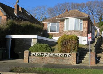 Thumbnail 2 bed detached bungalow for sale in Park Crescent, Hastings, East Sussex