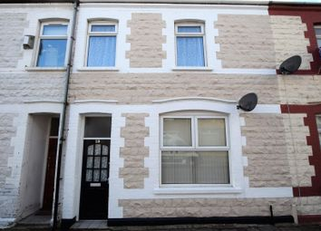 Thumbnail 2 bedroom terraced house for sale in Morel Street, Barry