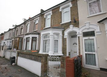 Thumbnail 4 bed terraced house to rent in Hall Road, East Ham, London
