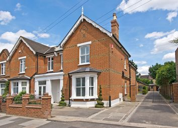 Thumbnail 6 bedroom terraced house for sale in Montague Road, London